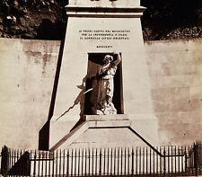 ITALIA VICENZA L'ANGELO DELLA REDENZION 1870 SALVIATI ITALIE