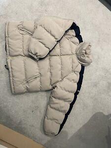Vintage Mens Puffer Coat Size M