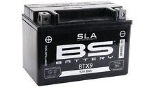 Motorroller/Motorrad Batterie YTX9-BS GEL/SLA versiegelt wartungsfrei
