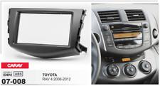 CARAV 07-008 2Din Marco Adaptador Kit Instalacion de Radio TOYOTA RAV4 2006-2012