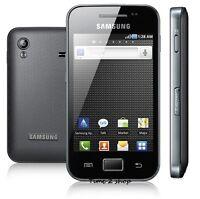 New Samsung Galaxy Ace GT-S5830 Sim Free Unlocked Black Android Smartphone
