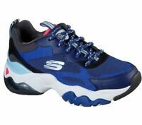 Skechers Women's D'Lites 3.0 Air - Fantastic Vision NAVY / BLUE