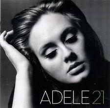 ADELE 21 CD NEW 2011
