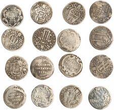 Italien-Vatikan Konvolut 8 Stück - Silber - s, ss