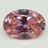 1PC UNHEATED PINK SAPPHIRE 15X20MM DIAMOND LOOSE GEMSTONES EMERALD CUT AAAA+ NEW