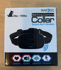 New listing MarDog Barking Control Collar