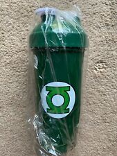 NEW! Perfect Shaker Green Lantern Cup Bottle Large 28oz BPA Free Dc Comic