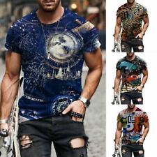 Herren-T-Shirts mit 3D 5XL