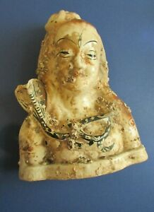 AMAZING SHIPWRECK TREASURE FIND! Antique Pottery Bust of Eastern GODDESS