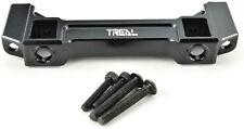 Treal Traxxas TRX-4 Black Aluminum Front Bumper Frame Mount