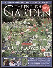 THE ENGLISH GARDEN magazine July 2014  issue 204