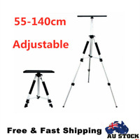 Portable Adjustable Tripod Projector Stand For Notebook Laptop 55-140cm AU