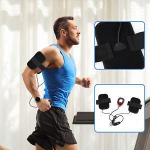 EMS Muscle Stimulator Arm Trainer Muscles Training Electrostimulator Massage New