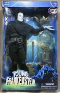 """Sideshow Toy Collectibles Young Frankenstein Igor 12""""  Action Figure 1998"""