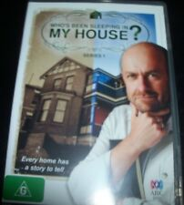 Who's Been Sleeping In My House? Series 1 ABC TV (Aust Region 4) DVD