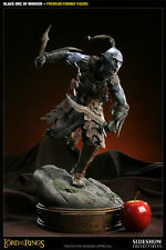 Black Orc Scout Premium Format Sideshow Weta.  NIB.  Hobbit