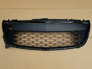 fits 2010-2012 MAZDA CX7 Front Bumper Lower Grille Black with Chrome Trim NEW