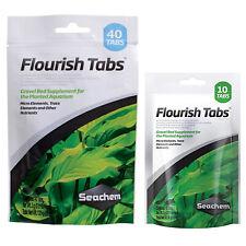 Seachem Flourish Tabs Plant Root Growth Stimulating Tablets Aquarium Fish Tank