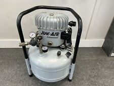 1996 Jun Air Compressor 6 Gallon Low Noise 120v