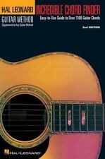 Incredible Chord Finder - 6 Inch. X 9 Inch. Edition: Hal Leonard Guitar Method S