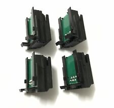 4 x Drum Reset Chips for Xerox Phaser 6500, Workcentre 6505 Color Laser Printer