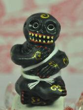 Devil Skull Voodoo Doll Prai Tong thai gambling Wealth Love sex Buddha amulet