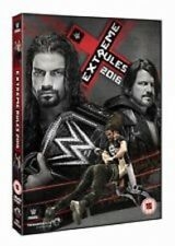 WWE - Extreme Rules 2016 - DVD Region 2 Brand New Factory Sealed