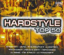 Hardstyle Top 50 (3 CD)