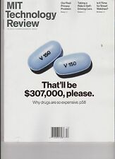 MIT Technology Review Magazine Nov/Dec 2013, Why Drugs Are So Expensive.
