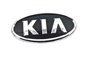 Genuine New KIA TAILGATE BADGE For Rio 2005-2011 Cerato 2004-2011 Optima 2009-14