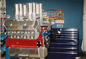 Building The 1000 HP Super Hi-Performance Chevy Small Block-Step by Step 2Hr DVD