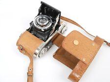 Balda Jubilette 24x36mm Baltar 2,9/5cm seltene Ausf,. in schöner Erhaltung + Ta.