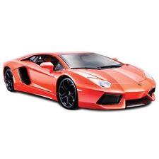 Voitures, camions et fourgons miniatures noirs Bburago pour Lamborghini