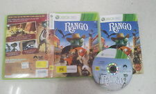 Rango Xbox 360 Game PAL Version