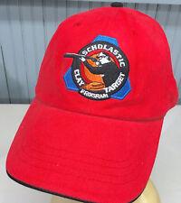 Scholastic Clay Target Pigeon Program Strapback Baseball Cap Hat
