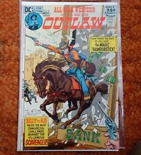 1971 All Star Western #8 Billy the Kid Outlaw
