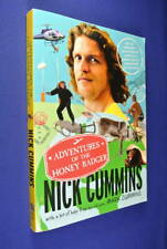 ADVENTURES OF THE HONEY BADGER Nick Cummins BOOK Rugby Union Wallaby Funny Yarns