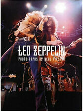 Led Zeppelin: Photographs by Neal Preston, Very Good,  Book