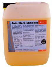Autoshampoo 2,45€/L 10L Liter auto glanz shampoo autowäsche Snow Foam geeignet