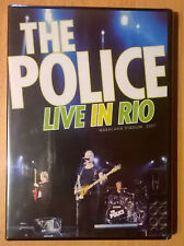 THE POLICE Live in Rio (DVD neuf scellé/sealed)