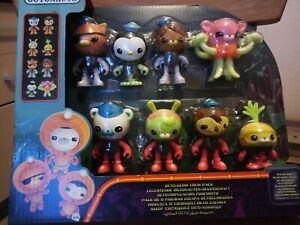Octonauts Octo-Glow Crew Pack (New in Blister  Fisher-Price)