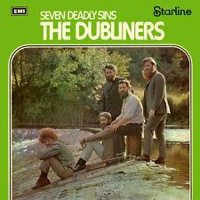 THE DUBLINERS - Seven Deadly Sins LP Folk Rock Press UK 68