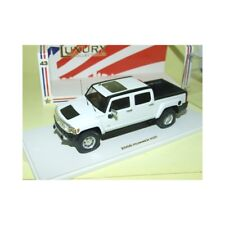 Hummer h3 SUV Weiss 2005-2010 ca 1//43 1//36-1//46 Welly modelo coche con o sin