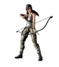 "Tomb Raider Lara Croft Play Arts Kai 9"" Action Figure"