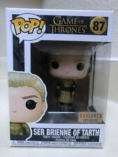 Funko Pop #87 Game Of Thrones Ser Brienne of Tarth Exclusive New Free Shipping!