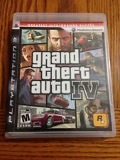 Grand Theft Auto IV Sony PlayStation 3 GTA 4 PS3