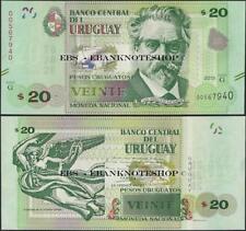Uruguay, Pnl, 2015,20 Pesos, Hors-Circulation @ Ebs