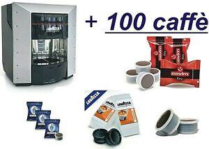Macchina caffè Lavazza ep 2100 Pininfarina+ 100 CAPSULE CAFFE'