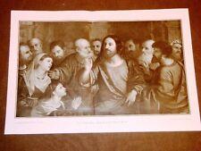 La Cananea di Jacopo Palma il Vecchio + Interpreti della Fedra di D'Annunzio