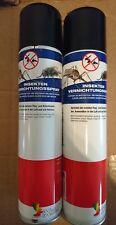 Exterm Insektenspray - 2x 300ml - Insekten Spray Insektenbekämpfung (14,98€/1.L)